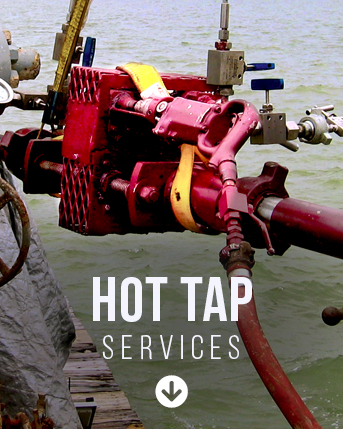 Hot Tap Subsea